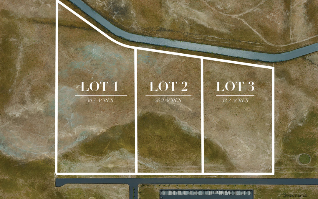 89 Acres of Land nearby Salt Lake City Airport
