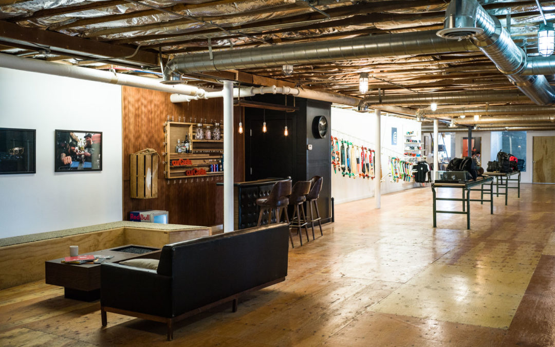 Hip Industrial Creative Space